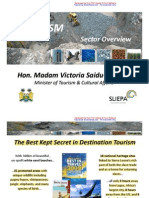 Tourism Sector Overview-RG