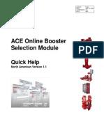 5.200 ACE Online Booster Module