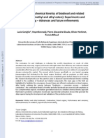 Combustion Chemical Kinetics of Biodiesel and Related Compounds 2013 PECS 39 Pp340