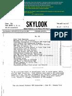 Copy 35c Year $4.00 U. S. a. $5.00 Elsewhere