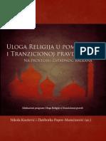 Uloga Religije u pomirenju i tranzicionoj pravdi