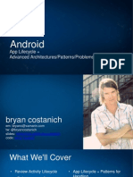 Advanced Android App Life cycle