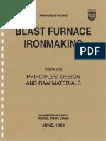 Furnace Ironmaking Volume One