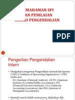 Pemahaman SPI Dan Penilaian CR