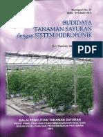 Budidaya Sayuran Dengan Sistem Hidroponik