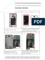 Samsung GT-N7100 Galaxy Note II 07 Level 2 Repair - Assembly, Disassembly