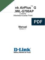 DWLG700AP Manual 110