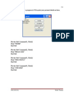 Visual Basic programs