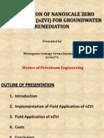 Application of NZVI - Final