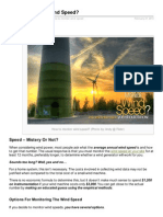 Electrical-Engineering-portal.com-How to Monitor Wind Speed