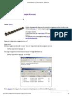 Merubah Ekstensi File Dengan Htaccess - AaEzha