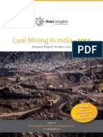 Coal mining in India Insights