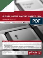 Global Mobile Gaming Market 2014