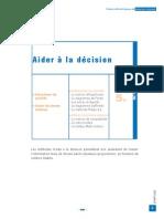 Aide Decision