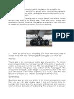 what is landing gear