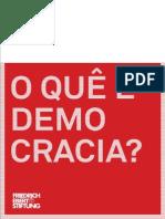 oque é democracia