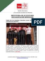 Boletín Informativo de Juventudes Socialistas de Móstoles (I)