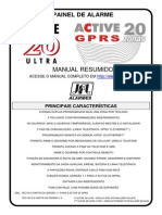 Download Seguranca Eletronica Centrais Monitoradas Nova Active 20 Gprs