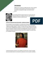 La Historia Del Mecenazgo