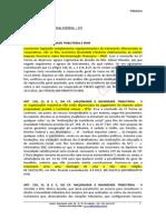 Jurisprudencia - Tributario 2012 - STF - Aula Gratis Enfase