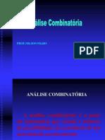 Análise Combinatória.ppt