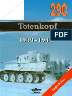 (Wydawnictwo Militaria No.290) Totenkopf 1939-1943