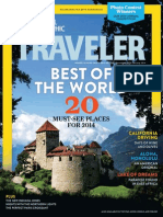 National Geographic Traveler - January 2014 USA