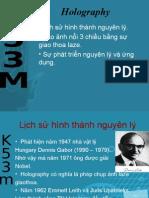 Holography - KBA -K53M