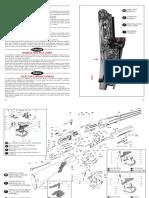 Manual Perazzi Fucile