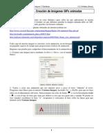 Práctica 14 - Creación de GIFs animados