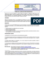 Nota informativa - Plan de fomento del alemán con fines profesionales - Junio 2013