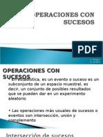 Estadistica - Operaciones con Sucesos
