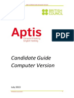 Aptis Candidate Guide