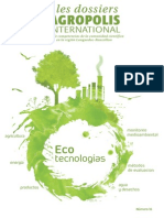 Ecotecnologias Dossier Agropolis International