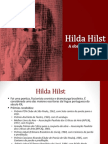 Hilda Hilst Apresentação pronta
