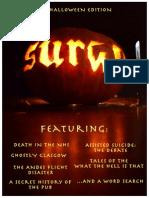 Surgo Halloween Edition 2012