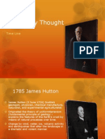Origins of Evolutionary Thought