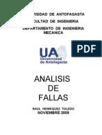 Analisis de Fallas
