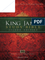 King James Study Bible-Second Edition