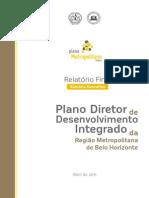 Plano Metropolitano RMBH