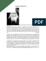 Fr Sophrony on Contemporary Monasticism