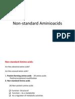 Nonstandard Aminoacids1