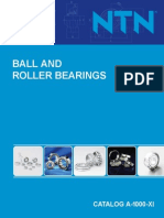 Ntn a1000xi Ball and Roller Bearings Lowres