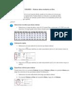 8. Ordenar datos mediante un filtro automático Excel 2010.docx