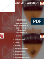 Ccd and Barista Final Study 31st March 2013