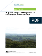 (2010)a Guide to Spatial Diagnosis of Catchment Water Quality