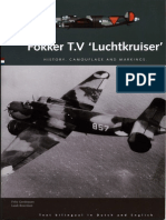 [Dutch Profile] - Fokker T.v 'Luchtkruiser'