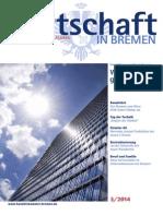 Wirtschaft in Bremen 03/2014 - Innovationsprojekte in Bremen