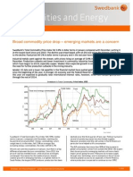 Commodities and Energy - February 2014