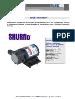 Bomba Shurflo 3000-050
